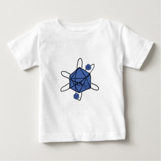 Die-Atom(Black,Blue) Baby T-Shirt