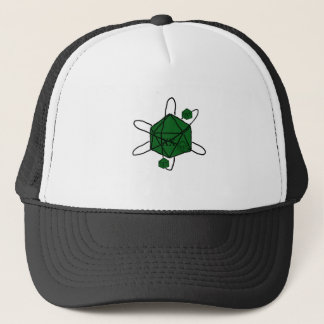 Die-Atom(Black,Green) Trucker Hat