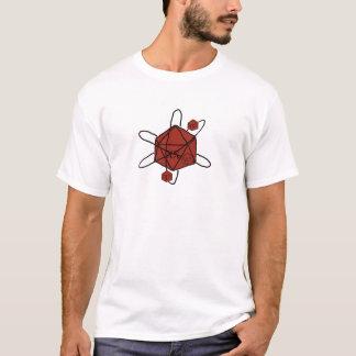 Die-Atom(Black,Red) T-Shirt