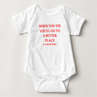 DIE BABY BODYSUIT
