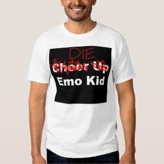 Die Emo Kid Tshirts