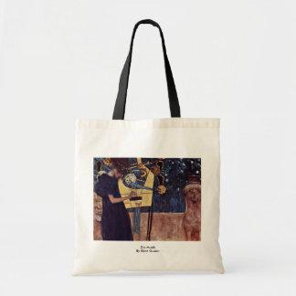 Die Musik By Klimt Gustav Bags