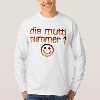 Die Mutti Nummer 1 ( Number 1 Mom in German ) T-Shirt