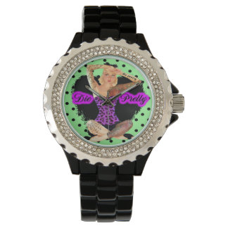Die Pretty Pinup Watch