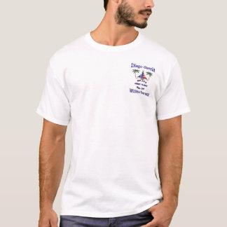 Diego AMMO Deployment 2004 T-Shirt