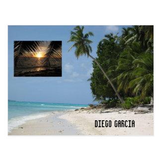 Diego Garcia Postcard