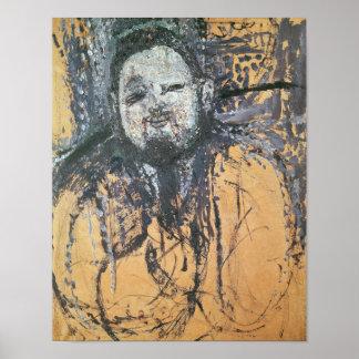 Diego Rivera 1916 Poster
