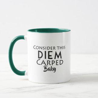 Diem Carped Mug