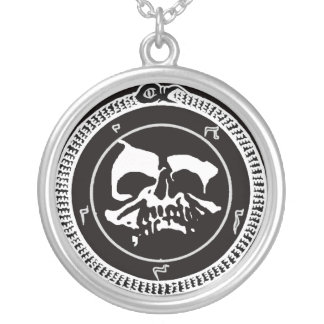 DieMonsterDie Horror Punk Necklace