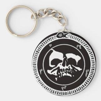 DieMonsterDie Keychain Horror Punk