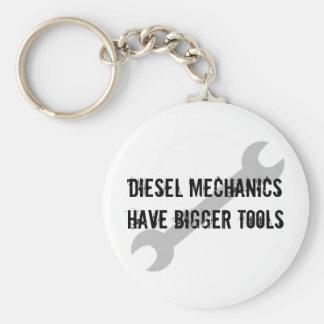 Diesal Mechanics have bigger tools Key Ring