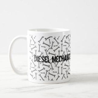 Diesel Mechanics Have Bigger Tools Mug