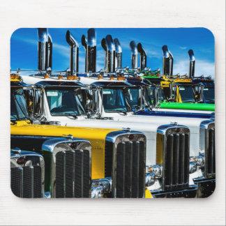 Diesel Trucks Mouse Pad