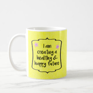 Diet Weight Loss Fitness Goals Motivation Quote Basic White Mug