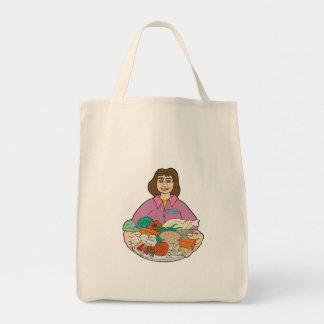 Dietitian Canvas Bag
