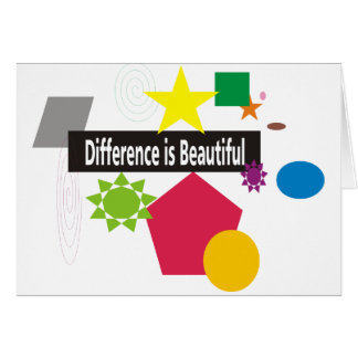 Difference Card