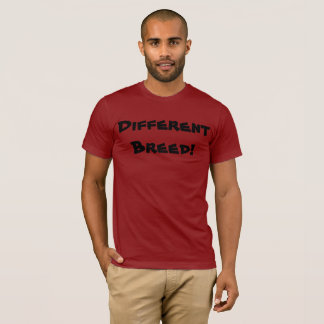 Different Breed t-shirt