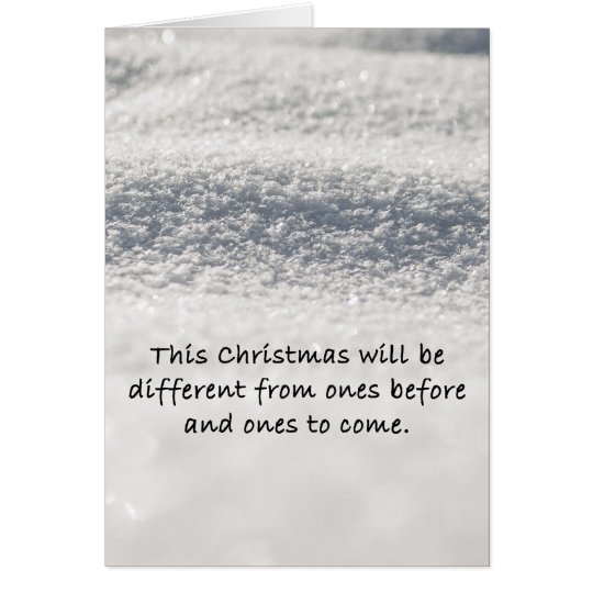 Different Christmas card
