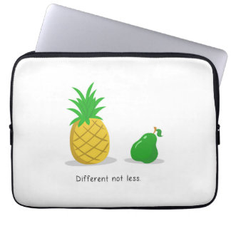 """Different Not Less - 13"""" Laptop Sleeve"""