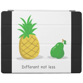 Different Not Less - iPad Case