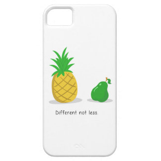 Different Not Less - iPhone Case