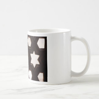 Different shapes of holes mug