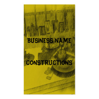 different stuff pack of standard business cards