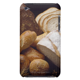 Different types of artisan bread iPod touch cover