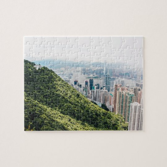 Difficult Hong Kong Puzzle