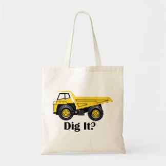 Dig It? - Budget Tote Tote Bag