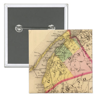 Digby Co, NS 15 Cm Square Badge
