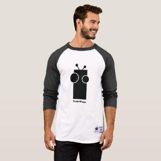 Digby Robot 3/4 Sleeve T-Shirt