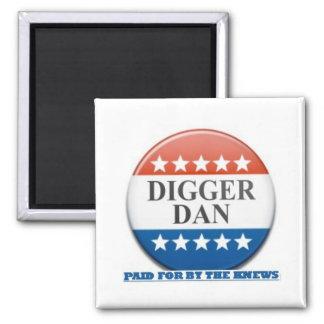 Digger Dan 2012 magnet