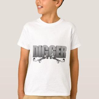 Digger Front Engine Slingshot Dragster T-Shirt