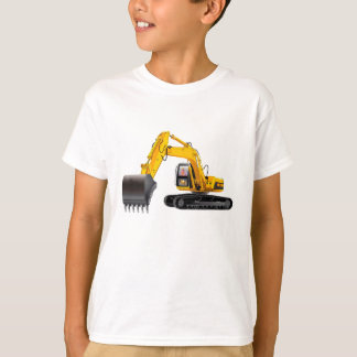 Digger image for Boy's-T-Shirt T-Shirt