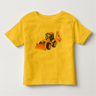 Digger image for Toddler T-shirt