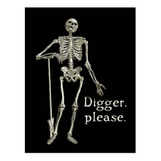 Digger Please Post Cards