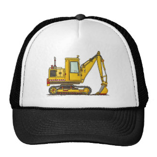 Digger Shovel Construction Hats