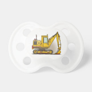Digger Shovel Baby Pacifiers