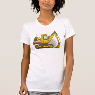 Digger Shovel Ladies Tank Top