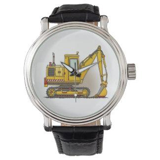 Digger Shovel Watch