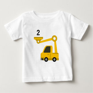 Digger T-shirt Age 2