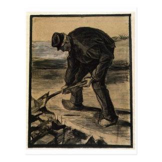 Digger, Vincent van Gogh Post Cards