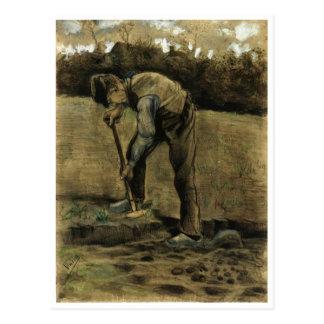Digger, Vincent van Gogh Postcards