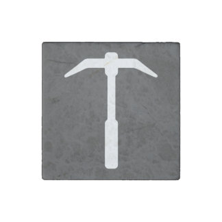 Diggers Minimal Stone Magnet