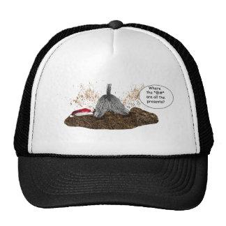 Digging for Christmas Cap