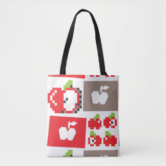Digi Apples 2-in-1 Tote