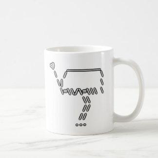Digi Ostrich Mug