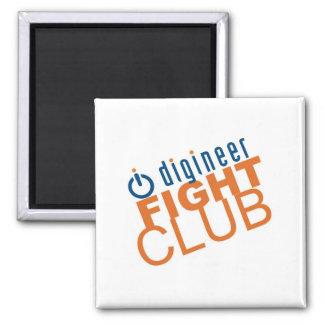 Digineer Fight Club Magnet