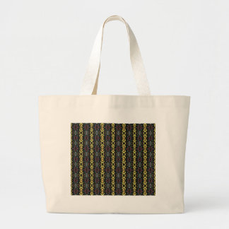 Digital Abstract Art Imperial Pattern Bag